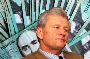 K.Glaveckas: Seimo narių