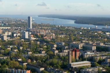Aptarta Klaipėdos viešojo logistikos centro steigimo eiga