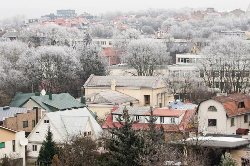 Speigas sukaustys Lietuvą, bus 30 laipsnių šalčio