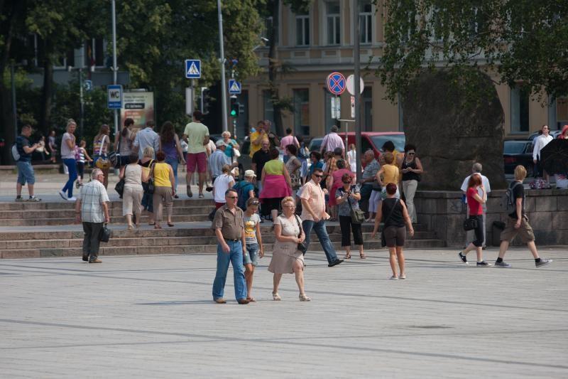Vilnius pirmasis pasaulyje turės miestiečių laimės barometrą