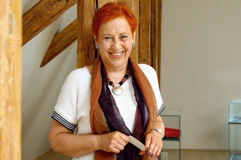 B. Brazdžionio premija atiteks Maironio muziejaus direktorei?