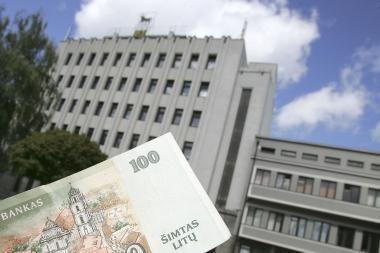 Miesto taryba 17 mln. litų padidino savivaldybės biudžetą