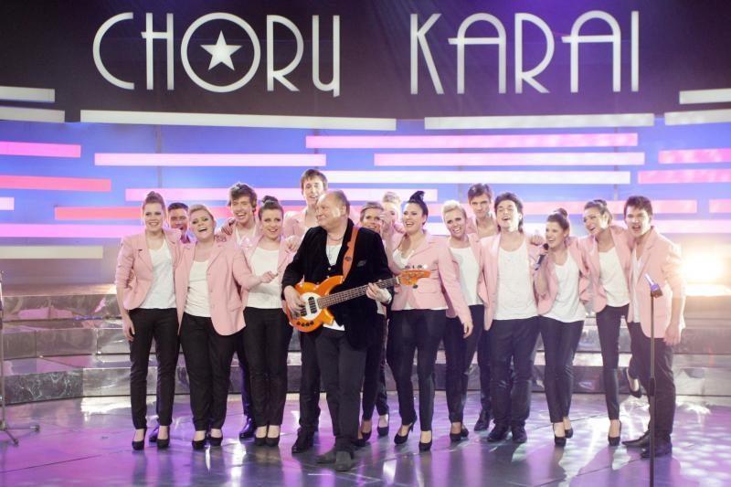 """Per padėkos koncertą """"Božolė"""" choras ras laiko ir autografams"""