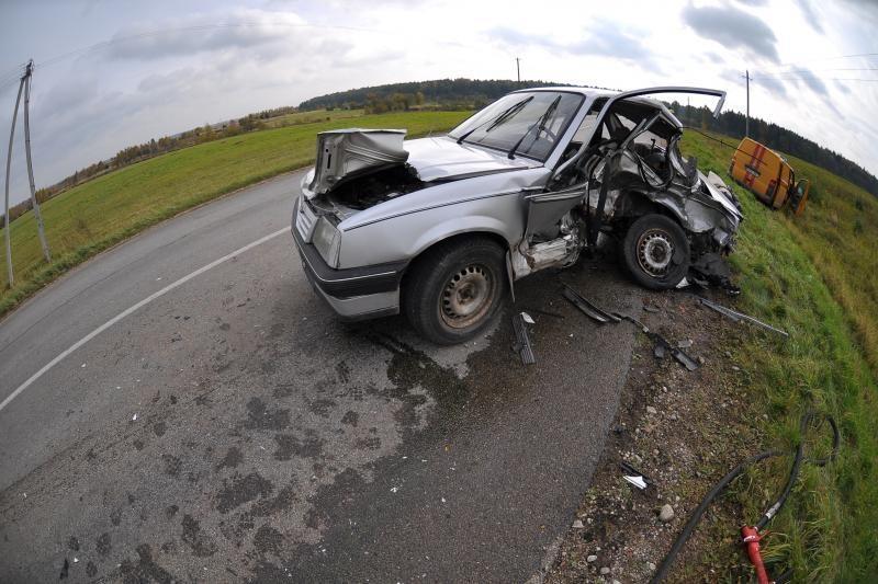 Kruvinoji statistika: pernai keliuose žuvo 287 žmonės