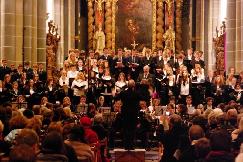 B.Britteno kantata aidės pirmąkart Lietuvoje – Vilniuje ir Klaipėdoje