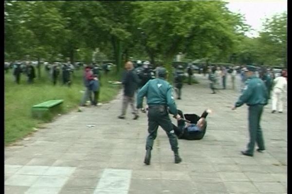 Policijos žiaurumo kaina – 20 tūkstančių (atnaujinta)