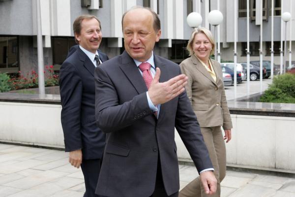 Premjeras sako pritariantis, kad Vilniaus meras turi atsistatydinti