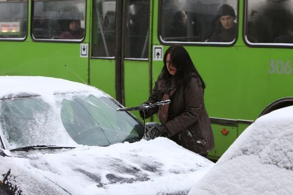 Orai Kaune: kitą savaitę vėl spaus šaltis