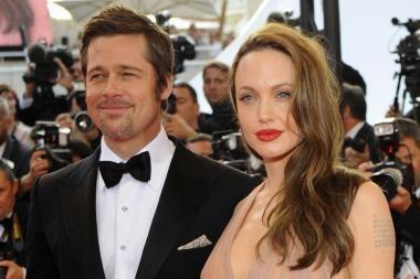 B.Pittas ir A.Jolie labdarai skyrė dar vieną milijoną