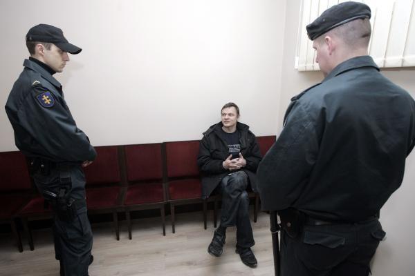 Pedofilija įtariamas S.Vitkus: prokurorai bando su manimi susidoroti (papildyta)