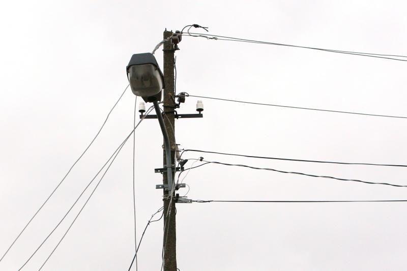 Be elektros pirmadienį dar likę apie 1 tūkst. vartotojų