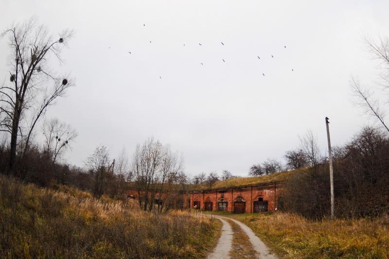 Kauno  VI fortą  gelbėja  nuo šiukšlių ir  brūzgynų