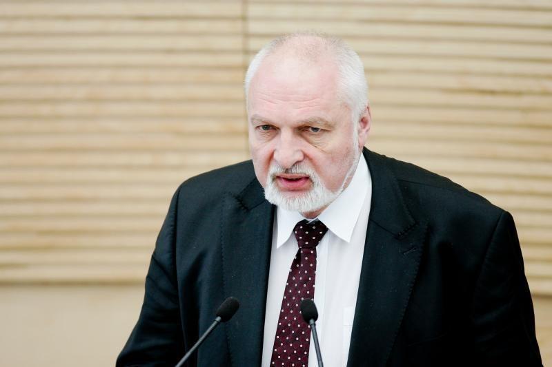 V.Mazuronis: gavome labai naudingos ir naujos informacijos
