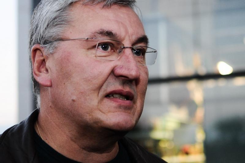 """J.Kazlauskas: """"Žalgiris"""" - vienas Eurolygos favoritų"""