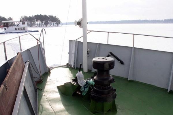 Kauno mariose - naujas maršrutas laivais (papildyta)
