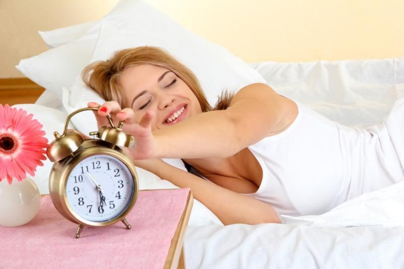 Miego trūkumas pavojingesnis moterims