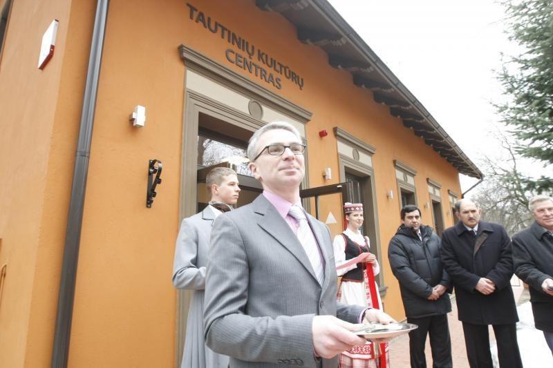 Klaipėdoje duris atvėrė Tautinių kultūrų centras