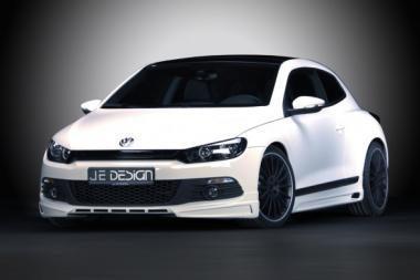 """""""HS Motorsport"""" pristato galingą """"VW Scirocco"""" versiją"""