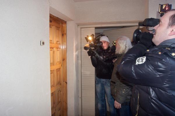 Apvogtas Seimo nario A.Salamakino butas sostinės centre (papildyta)