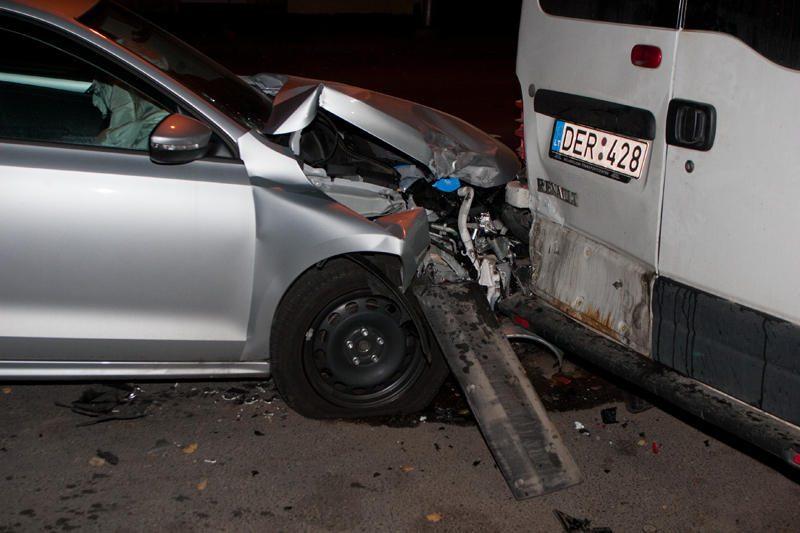 Baltarusijos diplomatas apdaužė vilniečių automobilius