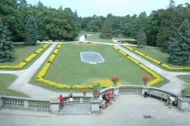 Palangoje – E.F.André parkų menas