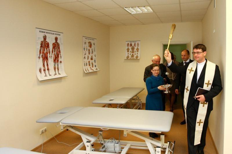 LSMU Sporto institutas turi naujus namus