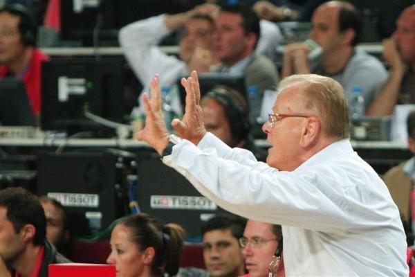 Pasipiktinęs čempionatu D.Ivkovičius ragina atsistatydinti FIBA vadovus