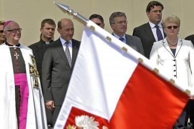 Buvęs Lietuvos parlamentaras lenkas stojo ginti Lietuvos