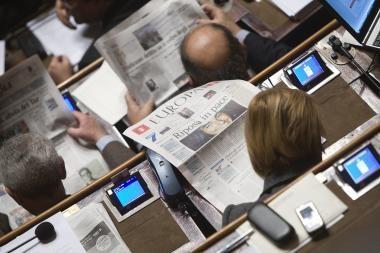 Lietuvos pirmininkavimo ESBO akcentas - žiniasklaidos laisvė