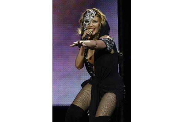 Lietuvoje koncertuos pop muzikos dievaitė Kylie Minogue