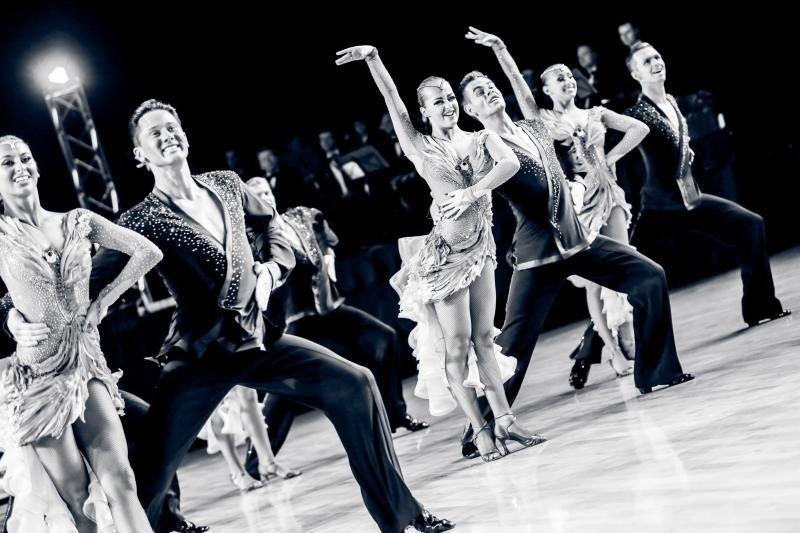 """""""Žalgirio"""" arenoje žiūrovus pakerėjo """"Žuvėdros"""" šokėjai"""