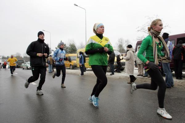 Bėgime