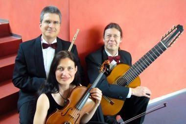 """Pajūryje – vokiečių  """"Trio Avance"""" koncertai"""