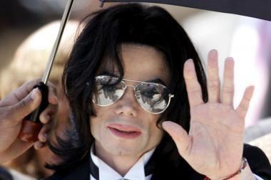 Gruodį pasirodys naujas Michaelo Jacksono albumas