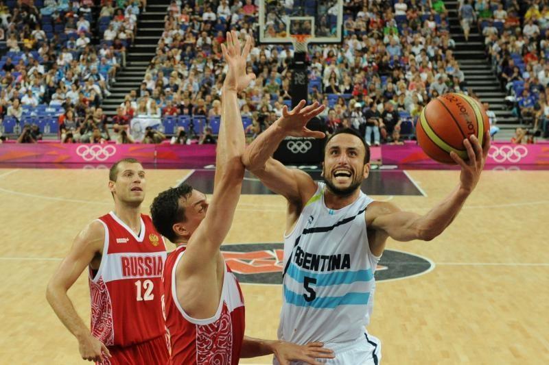 Rusijos krepšinio rinktinė olimpiadoje iškovojo bronzą