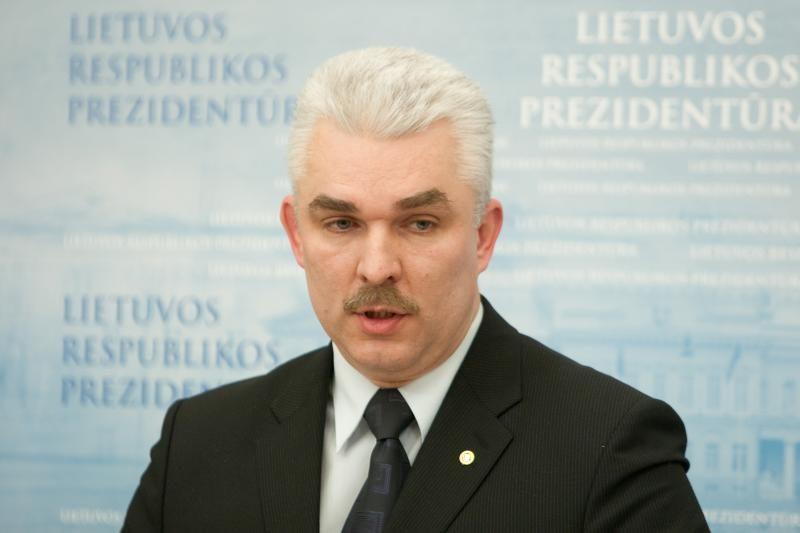 Ž.Pacevičius kol kas nežino, ar FNTT dingo dokumentai