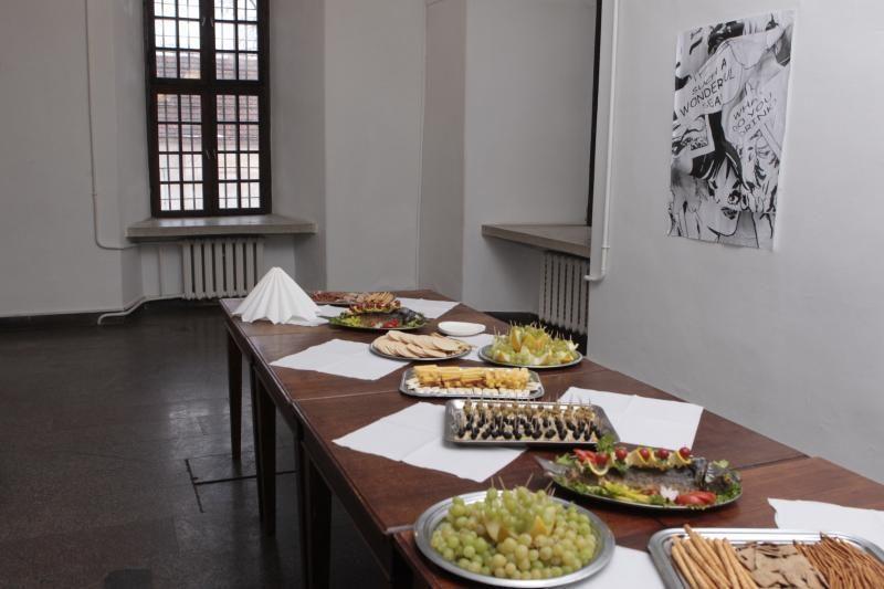 Vilniaus dailės akademijoje – Vokietijos menininkės F. Nast paroda