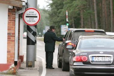 Rusas pažeidė vykimo per Lietuvą tranzitu tvarką