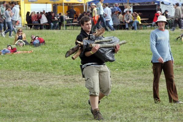 Savaitgalis festivalyje