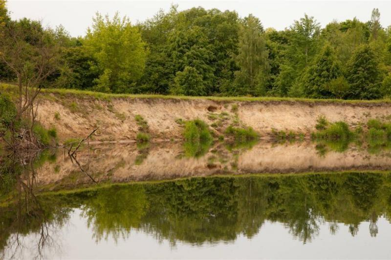 Upėje pastebėta kelių kilometrų ilgio naftos produktų dėmė