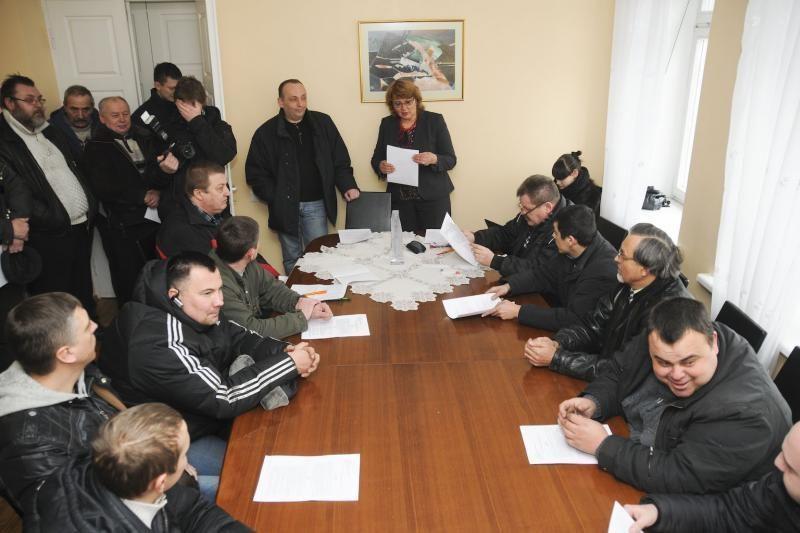 Vilniuje taksi darbuotojai įsteigė profsąjungą, išrinko pirmininką