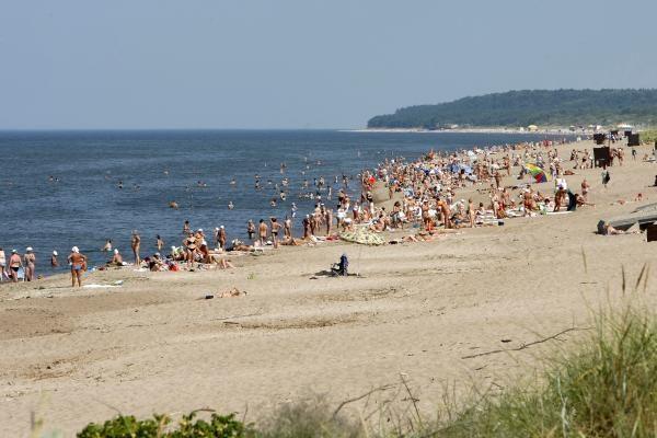 Gelbėtojai: Baltijos jūra yra labai nešvari, rasta bakterijų (papildyta)