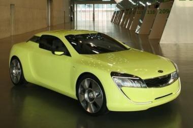"""""""Kia"""" išleis """"Audi TT"""" konkurentą"""
