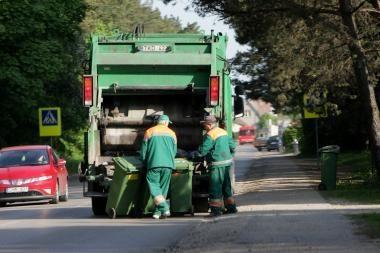 Verslas pritaria siūlomai atliekų tvarkymo reformai