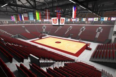Pasirašyta Klaipėdos arenos statybų sutartis