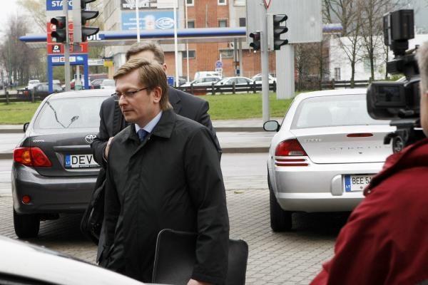 Prokurorai neleido VMI viršininkui M.Kaseliauskui pateikti įtarimų