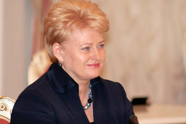 D.Grybauskaitė: procesas dėl Baltijos šalių gynybos planų yra