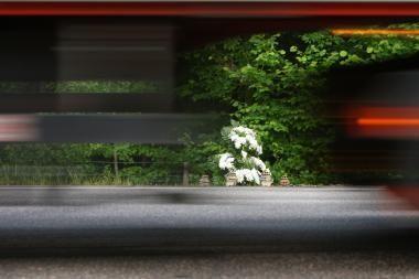 Kaune mirtinai žmogų sužalojusio vilkiko vairuotojas dar nerastas
