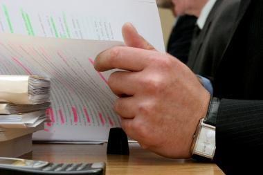 Advokatai rinksis į visuotinį susirinkimą