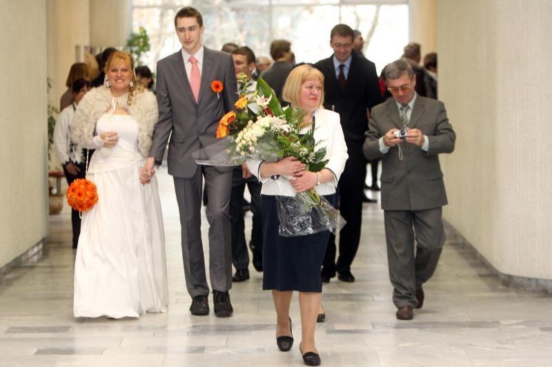 Vestuvės 11.11.11 - nes tokią datą lengviau atsiminti